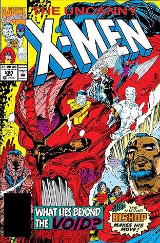 Uncanny X-Men (1963-2011) No.284