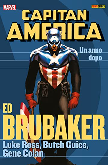 Capitan America Brubaker Collection Vol. 10: Un Anno Dopo