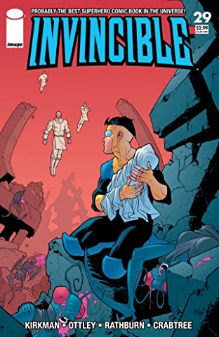 Invincible No.29