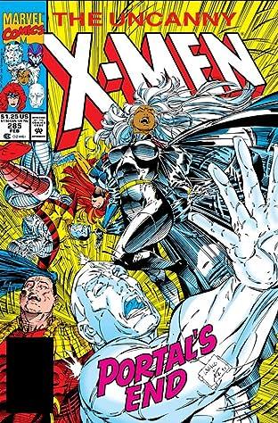 Uncanny X-Men (1963-2011) No.285
