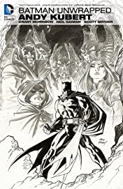 Batman Unwrapped By Andy Kubert
