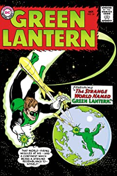 Green Lantern (1960-1986) #24