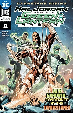 Hal Jordan and The Green Lantern Corps (2016-) No.46