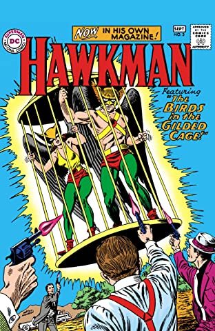 Hawkman (1964-1968) #3