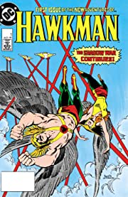 Hawkman (1986-1987) #1