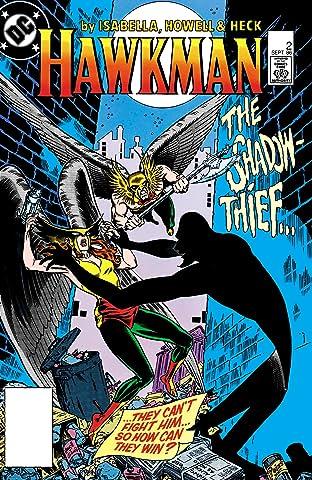 Hawkman (1986-1987) #2