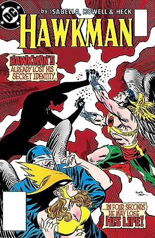 Hawkman (1986-1987) #3