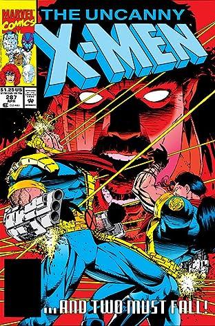 Uncanny X-Men (1963-2011) No.287