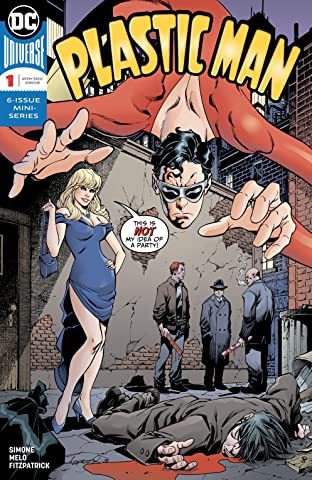 Plastic Man (2018) No.1