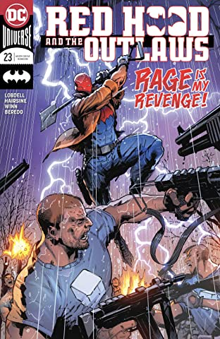 Red Hood and the Outlaws (2016-) No.23