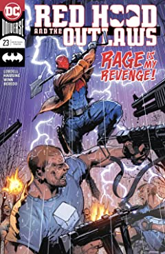Red Hood and the Outlaws (2016-) #23