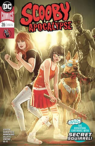 Scooby Apocalypse (2016-) No.26