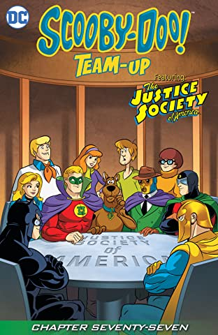 Scooby-Doo Team-Up (2013-) #77