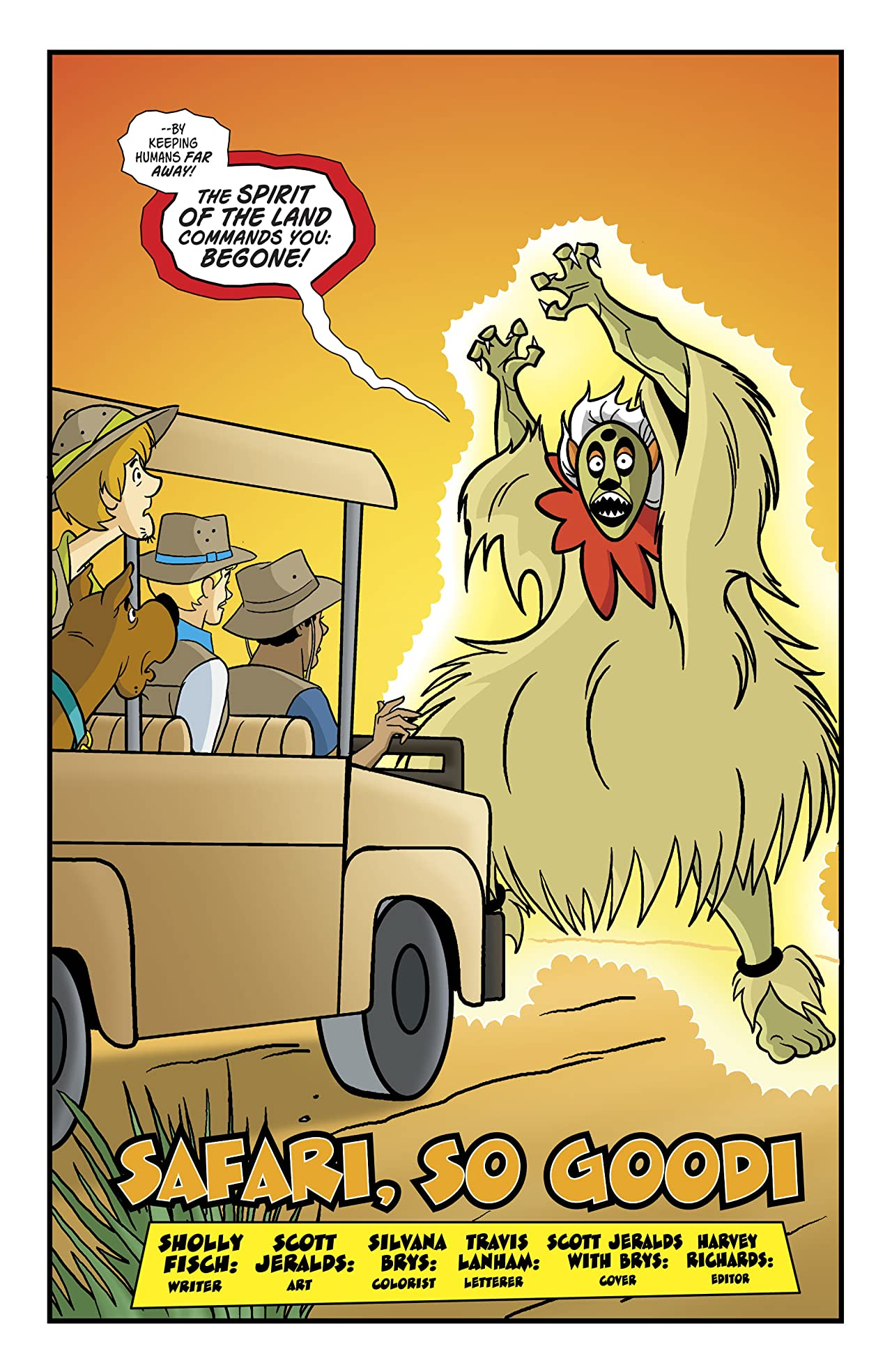 Scooby-Doo, Where Are You? (2010-) #93