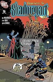 Shadowpact (2006-2008) #5
