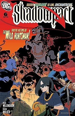 Shadowpact (2006-2008) #6