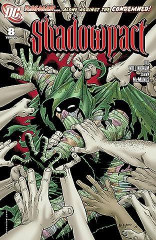 Shadowpact (2006-2008) #8
