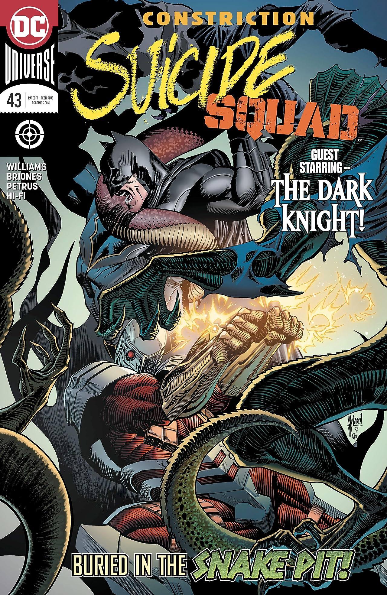 Suicide Squad (2016-) No.43