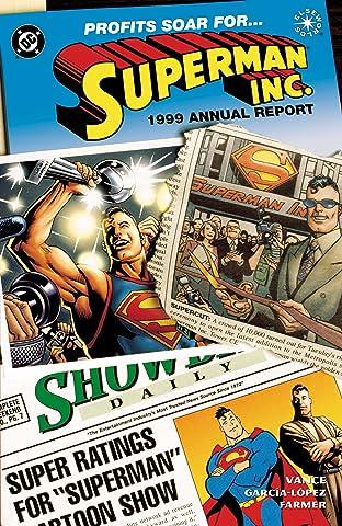 Superman, Inc. (1999) #1