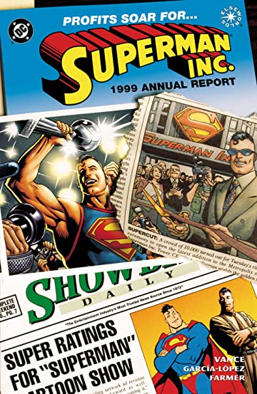 Superman, Inc. (1999) #1