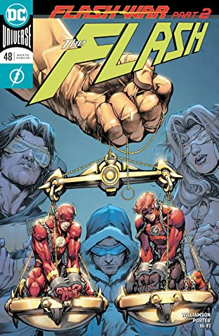 The Flash (2016-) No.48