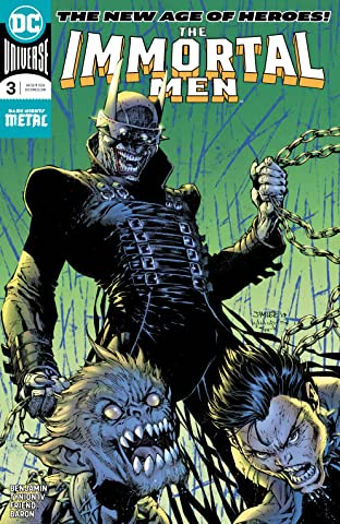 The Immortal Men (2017-) #3