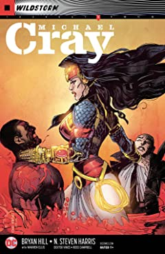 The Wild Storm: Michael Cray (2017-) #8