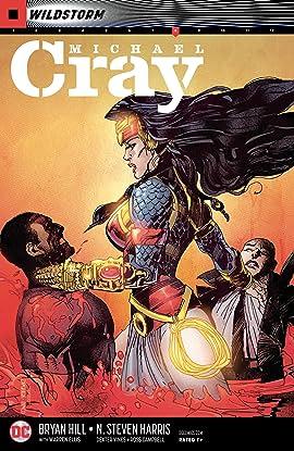 The Wild Storm: Michael Cray (2017-2018) #8