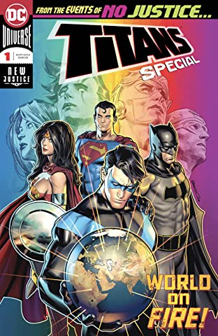 Titans Special (2018) No.1