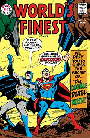 World's Finest Comics (1941-1986) #174