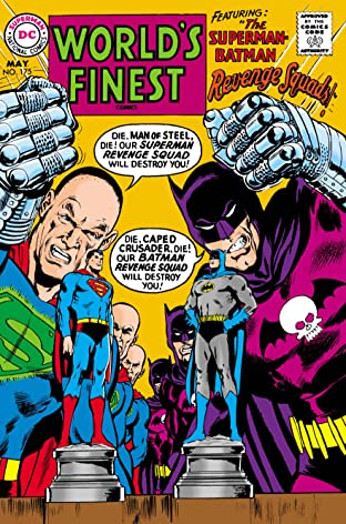 World's Finest Comics (1941-1986) #175