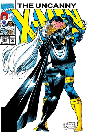 Uncanny X-Men (1963-2011) No.289