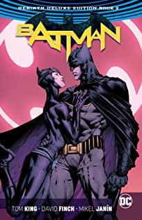 Batman: The Rebirth Deluxe Edition - Book 2