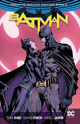 Batman: The Rebirth Deluxe Edition - Book 2