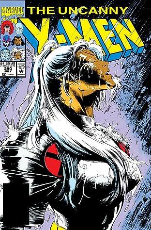Uncanny X-Men (1963-2011) No.290