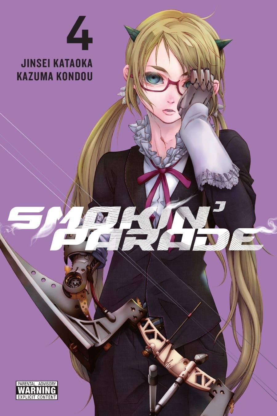 Smokin Parade 4 Vol