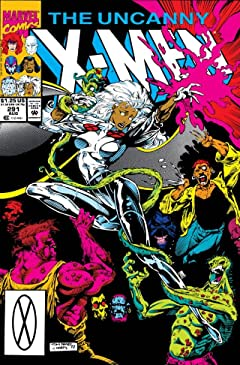 Uncanny X-Men (1963-2011) #291