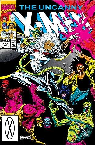 Uncanny X-Men (1963-2011) No.291