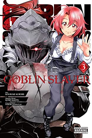Goblin Slayer Tome 3