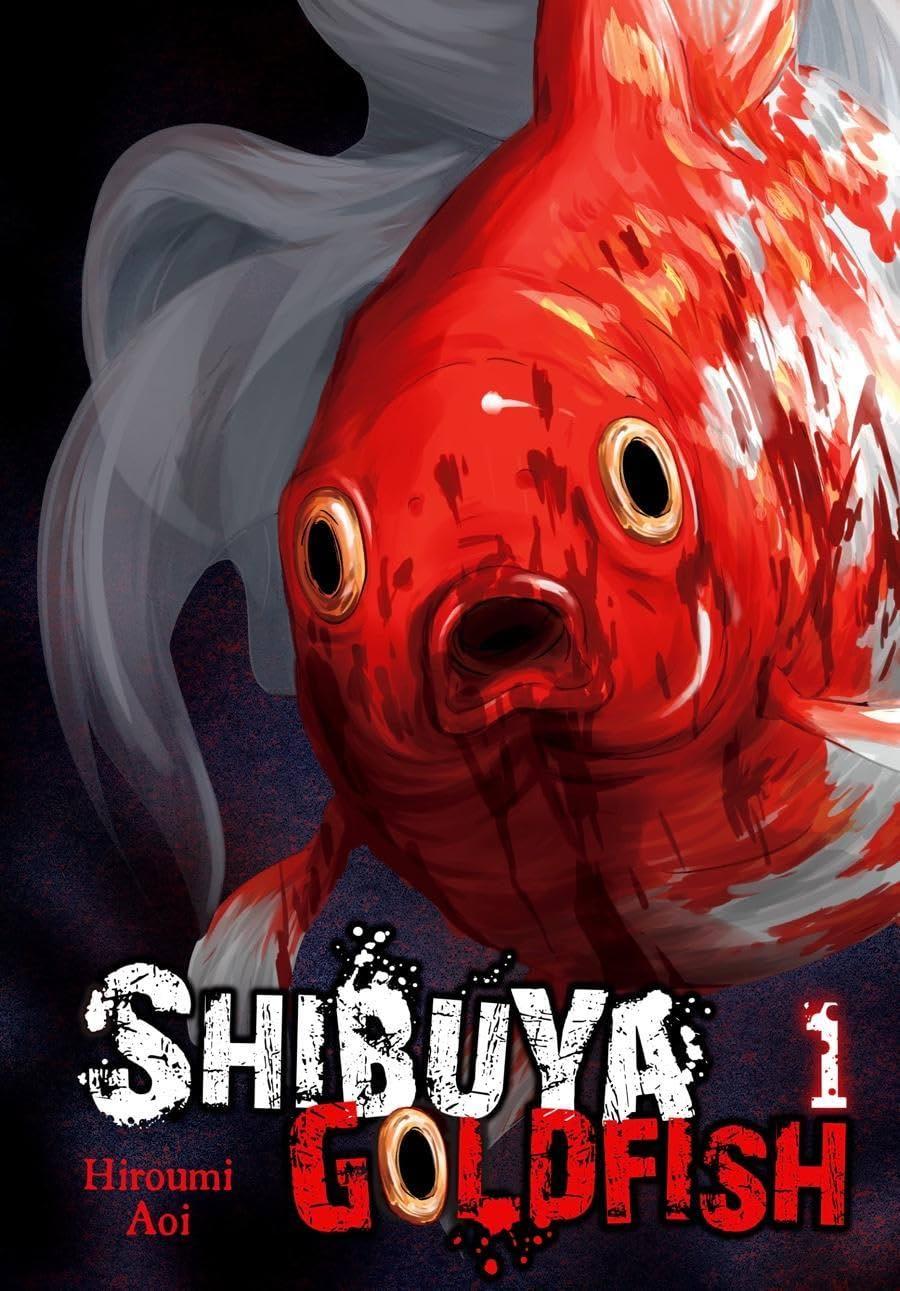 Shibuya Goldfish Tome 1