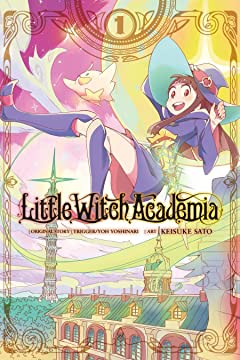 Little Witch Academia Tome 1