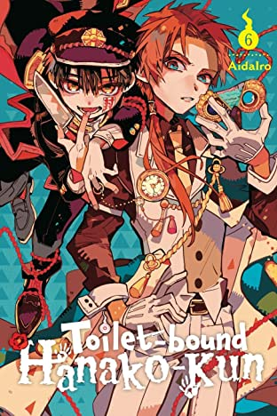 Toilet-bound Hanako-kun Vol. 6