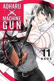 Aoharu X Machinegun Vol. 11