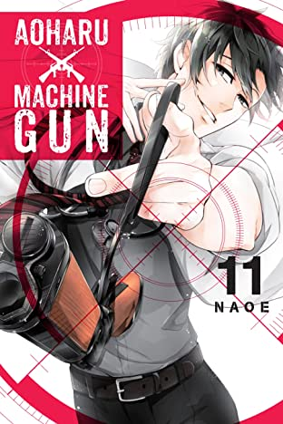 Aoharu X Machinegun Vol. 11