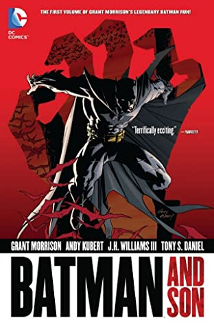 Batman: Batman and Son (Deluxe Edition)