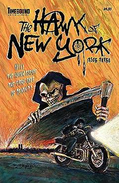 The Hawk of New York #3