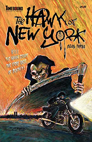 The Hawk of New York No.3