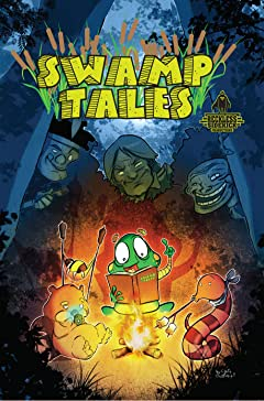 Swamp Tales Trade Paperback Vol. 1: Swamp Tales Trade Collection