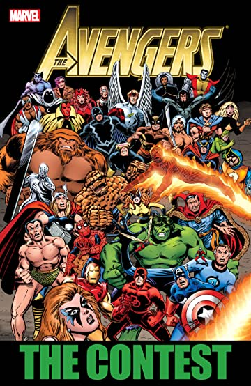 Avengers: The Contest