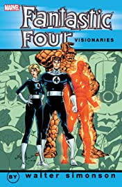 Fantastic Four Visionaries: Walt Simonson Vol. 1